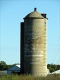 Image for Solitary Silo, Hwy 67 Elkhorn WI