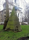 Image for Mystery Pyramid - St Anne's Churchyard, London, UK