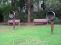 Image for Sound Sculpture. Solander Park. Erskineville. NSW. Australia.