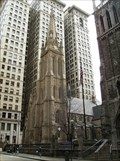 Image for Trinity Episcopal Cathedral - Pittsburgh Central Downtown Historic District - Pittsburgh, PA