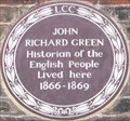 Image for John Richard Green - Newark Street, London, UK