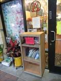 Image for Little Free Library at Arizmendi Bakery & Pizzeria - Emeryville, CA
