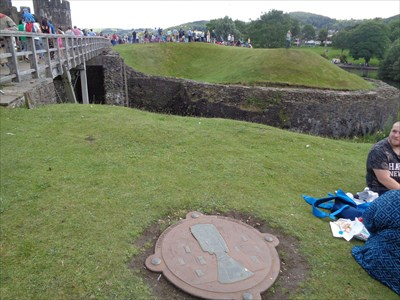 Caerphilly Castle History Trail