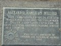 Image for Grave of Alexander Hamilton Willard No. 657