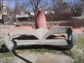 Image for Flower Petal Bench - Fayetteville AR