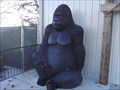 Image for Gorilla Sculpture - Promised Land Zoo - Branson MO