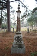 Image for Burnett Family -- Glenwood Cemetery (north sector), Crockett TX