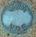 Image for U.S. Department of the Interior NPS Mark #2 - Appomattox, VA