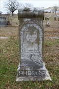 Image for Lida E. Rhodes - Marystown Cemetery - Johnson County, TX