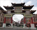 Image for China Town Arch - Liverpool, UK