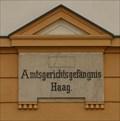Image for Amtsgefängnis - Haag, Lk. Mühldorf am Inn, Bayern, D