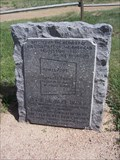 Image for Sante Fe Trail - Bent's Fort Markers - La Junta, Colorado