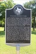 Image for William Cameron Park