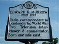 Image for Edward R. Murrow   J-92