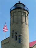 Image for Old Mackinac - Lighthouse Tower - Mackinaw City - Michigan, USA.