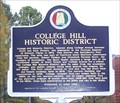 Image for College Hill Historic District - Scottsboro, AL