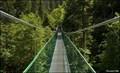 "Image for ""Kláštorná lávka"" rope foot-bridge in Hornád canyon (Slovak Paradise National Park)"