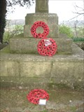 Image for Great War Memorial - West Wycombe- Buck's