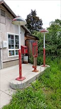 Image for Bowser Gas Pump - Robson. BC