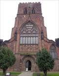 Image for Shrewsbury Abbey - Shrewsbury, Shropshire, UK.