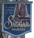 Image for Saggar Makers - Market Place, Burslem, Staffordshire, UK