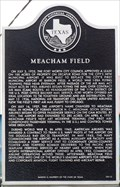 Image for Meacham Field