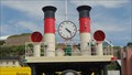 Image for Steam Clock - St. Helier, Jersey, Channel Islands