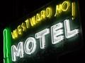 Image for Westward Ho Motel - Neon - Route 66, Albuquerque, New Mexico, USA.
