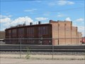 Image for Union Pacific Roundhouse Turntable and Machine Shop - Cheyenne, WY
