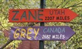 Image for Zane Grey -- The Green, Charlotte NC