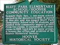 Image for Bluff Park Elementary School/Hoover Community Education - Hoover, AL