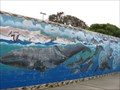"Image for ""Marina's Grey Whales Migration"" Mural - Marina, CA"