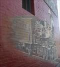 "Image for ""Welcome to historic Rail Road Square Locomotive # 10"" - Santa Rosa, CA"