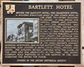 Image for Bartlett Hotel