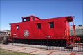Image for Seaboard Air Line Caboose - W Academy St - Gainesville, GA