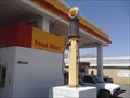 Image for Old Shell Gas Pump - Black Canyon City AZ