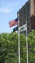 Image for City Hall Park POW-MIA Flag, New York City, NY