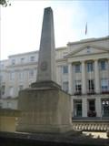 Image for Cheltenham Combined War Memorial - Gloucestershire