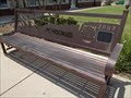 Image for Oklahoma Centennial Bench - Ponca City, OK