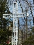 Image for Une croix au coin de la rue-Mont St-Hilaire-Québec,Canada