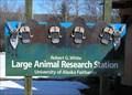 Image for Robert G. White Large Animal Research Station - UAF - Fairbanks, AK