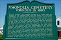 Image for Magnolia Cemetery - Houma, LA