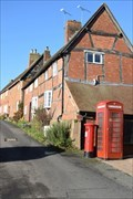 Image for Red telephone box - Kenilworth, Warwickshire, CV8 1NE