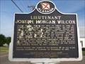 Image for Lieutenant Joseph Morgan Wilcox - Camden, AL