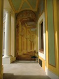 Image for Portico with columns, Liblice, Czech Republic