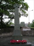 Image for K Shoes WW1 memorial, Kendal Cumbria