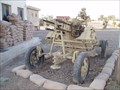 Image for Iraqi Type 56 Anti-Aircraft Machine Gun - Baghdad, Iraq