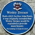 Image for Wesley Terrace, High St, Boston Spa, W Yorks, UK