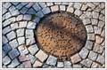Image for City of Jílemnice Manhole Cover, Czech Republic