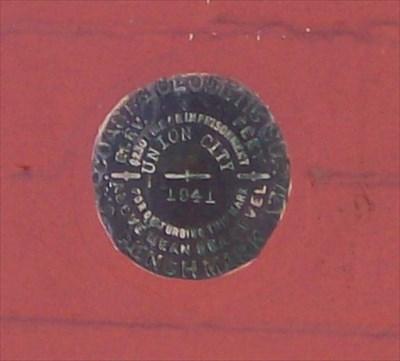 MA1481 - Benchmark Closeup